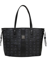Mcm Medium Reversible Faux Leather Tote