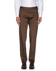 Hotel Trousers Casual Trousers Men Khaki