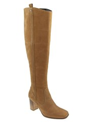 Nina Ventura Leather Over The Knee Boots