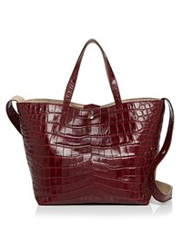 Elizabeth And James Eloise Tote Oxblood