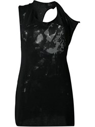 Lost And Found Asymmetric Top Black