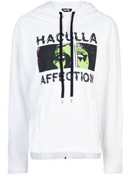 Haculla Affection Hoodie White
