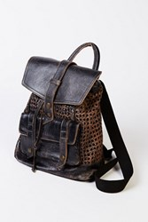 Bed Stu Womens Naples Woven Backpack