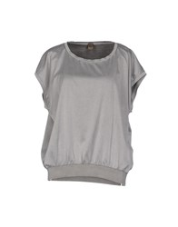 Jijil Shirts Blouses Women Grey
