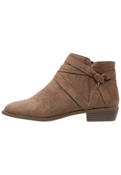 Dorothy Perkins Maitai Ankle Boots Light Brown