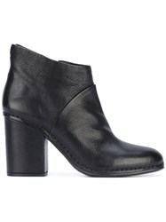Roberto Del Carlo Zipped Ankle Boots Women Calf Leather Leather 36 Black