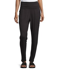 Marc New York Marc Ny Performance Long Pull On Harem Pants Black