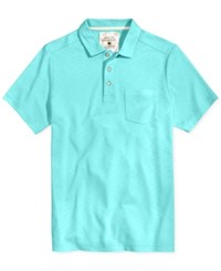 Tasso Elba Men's Upf 30 Performance Polo Only At Macy's White Pure