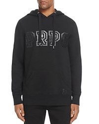 Prps Goods And Co. World Series Hooded Sweatshirt Black