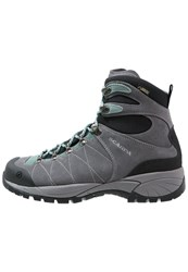 Scarpa Revo Gtx Walking Boots Smoke Jade Grey