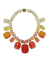 Elie Saab Jewellery Necklaces Women Orange
