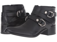 Mcq By Alexander Mcqueen Ridley Harness Ankle Black Women's Boots