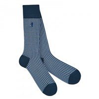 London Sock Company Eleni Blue