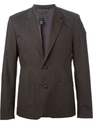 Marc By Marc Jacobs Peaked Laped Blazer