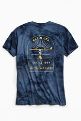 Katin Endless Cloud Tee Navy