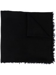 Ann Demeulemeester Knitted Cashmere Scarf 60