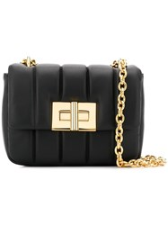 Tom Ford Natalia Quilted Crossbody Black