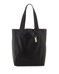 Urban Originals Devotion Raised Seam Tote Bag Black