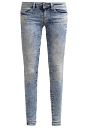 Only Onlcoral Slim Fit Jeans Medium Blue Blue Denim