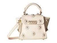 Zac Posen Eartha Iconic Top Handle Mini Ivory