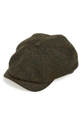 Men's Wigens Lambswool Driving Cap