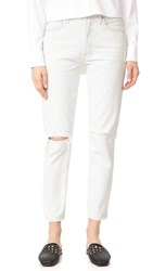 Citizens Of Humanity Liya High Rise Classic Fit Jeans Fresh Water