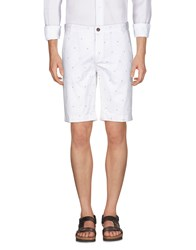Yes Zee By Essenza Bermudas White