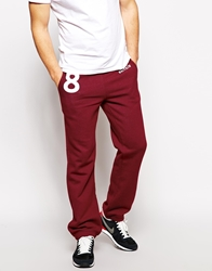 Jack Wills Colway Regular Fit Jogger Red