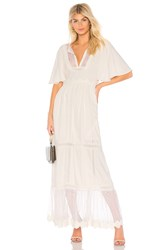 Cleobella Taj Dress Ivory