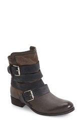 Miz Mooz Women's Slater Boot Slate Leather