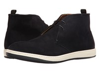 Giorgio Armani Microhole Chukka Boot Night