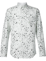Patrik Ervell Abstract Print Shirt