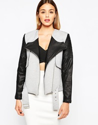 Finders Keepers Metropolis Jacket Greymarle