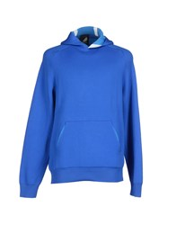 Jupiter Topwear Sweatshirts Men Bright Blue