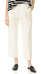 Citizens Of Humanity Hailey Pleated Trouser Jeans Bone