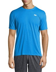 Helly Hansen Baselayer Utility Tee Racer Blue