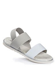 Me Too Brielle Sandals White