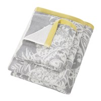 Harlequin Toco Towel Silver