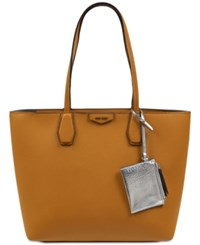 Nine West Canyon Tote Dusty Petal