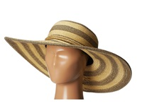 San Diego Hat Company Ubl6468 Lurex Ultra Braid Rope Floppy White Traditional Hats