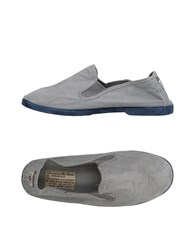 Victoria Loafers Grey