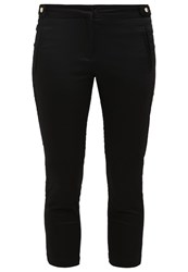 Morgan Piekas Trousers Noir Black