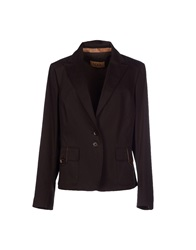Alviero Martini 1A Classe Blazers Dark Brown