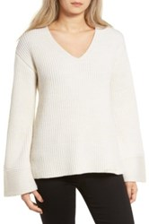 Finders Keepers Frederick Sweater White