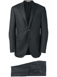 Corneliani Classic Tailored Suit Grey