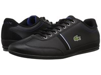 Lacoste Misano Sport 118 1 Black Dark Blue Shoes