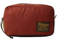 Filson Travel Pack Rusted Red Bags Orange
