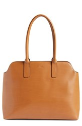Lodis 'Audrey Collection Ivana' Tote Brown Toffee