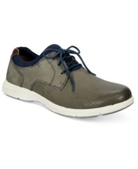 Johnston And Murphy Men's Warren Perforated Oxfords Men's Shoes