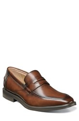 Florsheim Men's 'Heights' Penny Loafer Cognac Leather